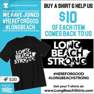 long beach shirt collaboration w/redeye media